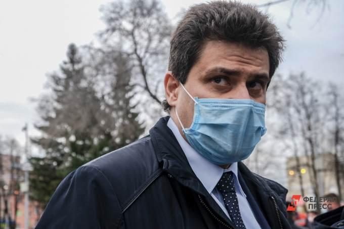 Александр Высокинский уходит с должности
