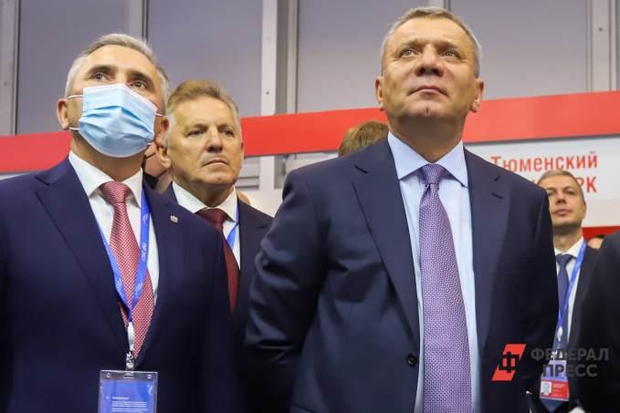 Юрий Борисов приедет на Урал