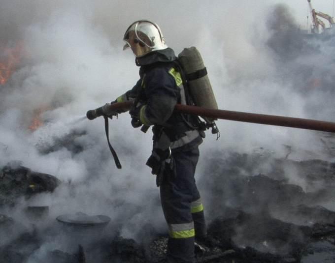 ВЮгре изгорящего дома спаслись 120 человек
