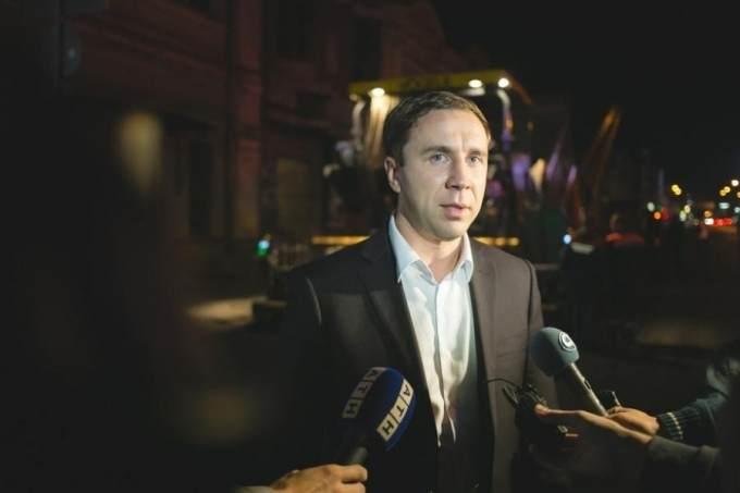 Суд закончил дело против экс-главы минтранса Сидоренко