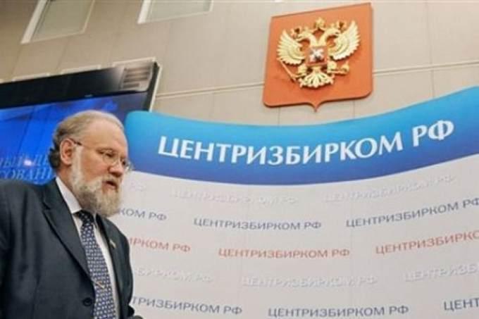 избирательная комиссия РФ
