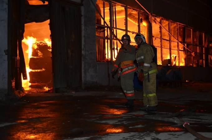 Вжилом доме наУралмаше сгорела кухня