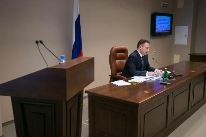 Дубровский: Челябинская область готова квыборам 10сентября 2017г