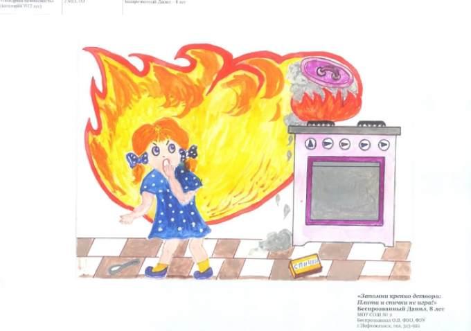 Малюнки про газ