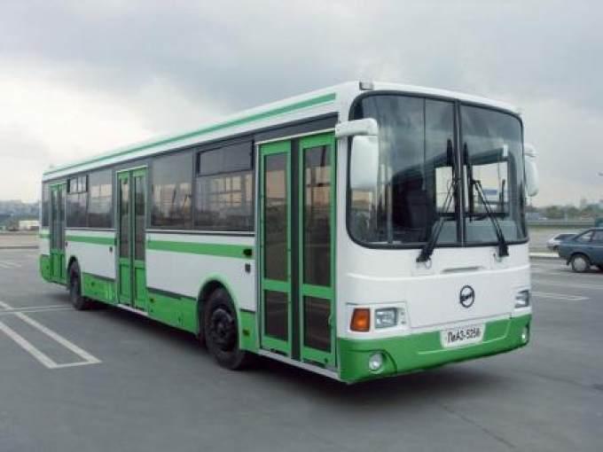 В Екатеринбурге автобус № 60